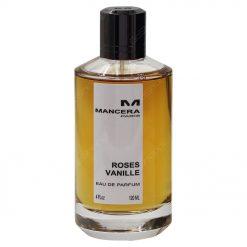 Nước Hoa Nữ Mancera Roses Vanille EDP