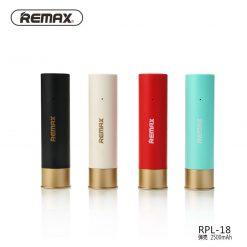 Sạc Dự Phòng Remax Shell Series 2500mAh
