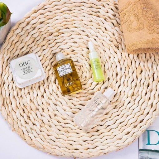 Bộ Mỹ Phẩm Mini Du Lịch DHC Olive Sube Sube Travel Kit