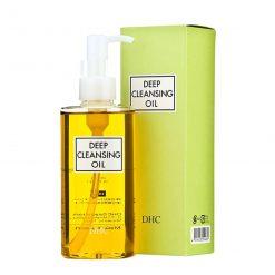 Dầu tẩy trang Deep Cleansing Oil 200ml - DHC