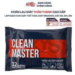 Khăn Lau Giày Cao Cấp Clean Master - KYS Plus