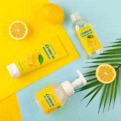 Sữa rửa mặt Holika Holika Sparkling Lemon Foam Cleanser 200ml