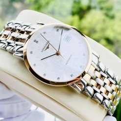 Đồng Hồ Nữ Longines Elegant Collection Two Tone L48095777
