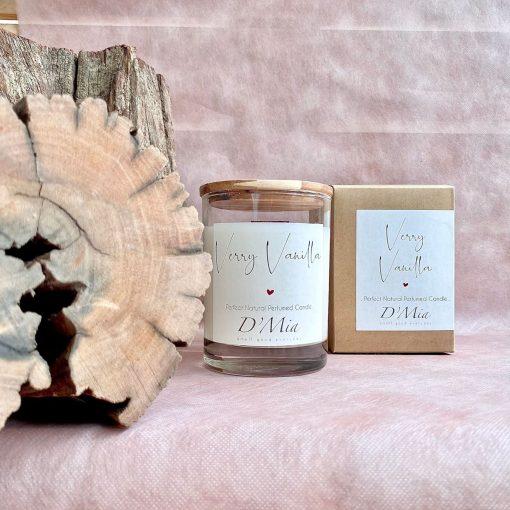 Nến Thơm Candle Jars WD - D'Mia