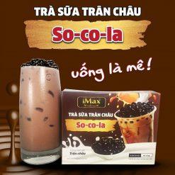 Trà Sữa Trân Châu Socola iMax